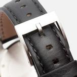 Наручные часы Uniform Wares C40 Brushed Steel/Black Nappa Leather фото- 4