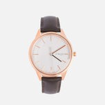 Наручные часы Uniform Wares C40-PVD Rose Gold/Brown Nappa Leather фото- 0