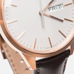 Наручные часы Uniform Wares C40-PVD Rose Gold/Brown Nappa Leather фото- 2