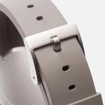 Uniform Wares M37 Watch Brushed Steel/Grey Nitrile Rubber photo- 4