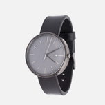 Наручные часы Uniform Wares M40-PVD Grey/Black Nappa Leather фото- 1