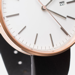 Наручные часы Uniform Wares M40-PVD Rose Gold/Black Nappa Leather фото- 3