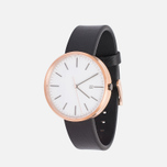Наручные часы Uniform Wares M40-PVD Rose Gold/Black Nappa Leather фото- 1