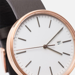 Наручные часы Uniform Wares M40-PVD Rose Gold/Brown Nappa Leather фото- 2