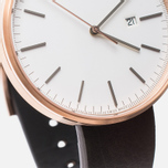 Наручные часы Uniform Wares M40-PVD Rose Gold/Brown Nappa Leather фото- 3