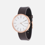 Наручные часы Uniform Wares M40-PVD Rose Gold/Brown Nappa Leather фото- 1