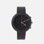 Наручные часы Uniform Wares M42-PVD Black/Black Nappa Leather фото- 0