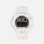 CASIO G-SHOCK x SUPRA GMD-S6900SP-7ER Connect The Dots Women's Watch White photo- 0