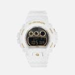 Женские наручные часы CASIO G-SHOCK x SUPRA GMD-S6900SP-7ER Connect The Dots White фото- 0