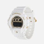 CASIO G-SHOCK x SUPRA GMD-S6900SP-7ER Connect The Dots Women's Watch White photo- 1