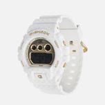 Женские наручные часы CASIO G-SHOCK x SUPRA GMD-S6900SP-7ER Connect The Dots White фото- 1