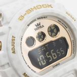 Женские наручные часы CASIO G-SHOCK x SUPRA GMD-S6900SP-7ER Connect The Dots White фото- 2
