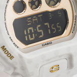 CASIO G-SHOCK x SUPRA GMD-S6900SP-7ER Connect The Dots Women's Watch White photo- 3