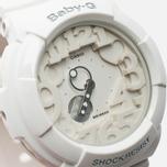 Женские наручные часы Casio Baby-G BGA-131-7B White фото- 2