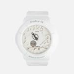 CASIO Baby-G BGA-131-7B Women's Watch White photo- 0