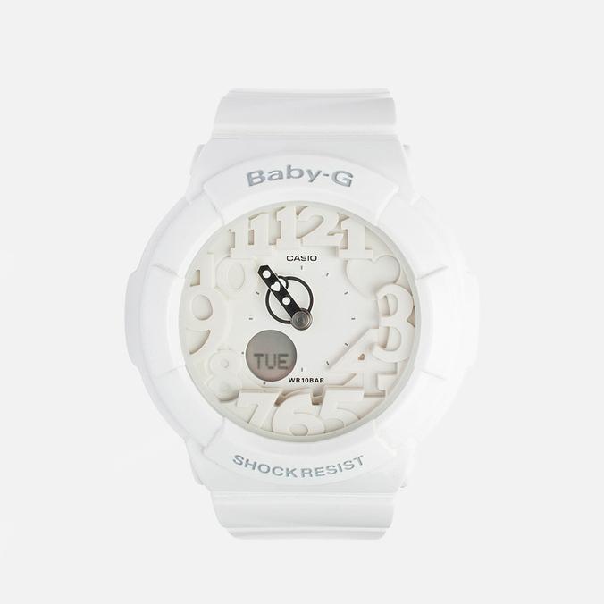 Женские наручные часы Casio Baby-G BGA-131-7B White