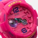 CASIO Baby-G BGA-180-4B3 Women's Watch Pink/Blue photo- 2