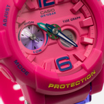 CASIO Baby-G BGA-180-4B3 Women's Watch Pink/Blue photo- 3
