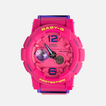 CASIO Baby-G BGA-180-4B3 Women's Watch Pink/Blue photo- 0
