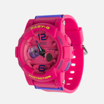 CASIO Baby-G BGA-180-4B3 Women's Watch Pink/Blue photo- 1