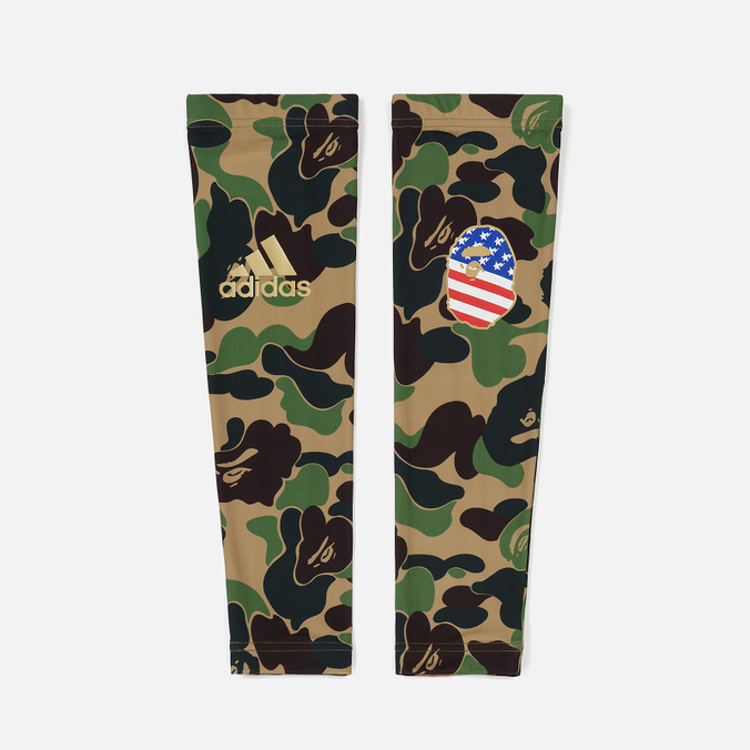 Нарукавники adidas x Bape Superbowl Arm Sleeve Multicolor
