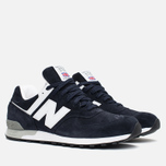 New Balance M576DNW Sneakers Navy photo- 1