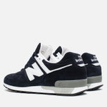 New Balance M576DNW Sneakers Navy photo- 2