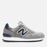 Мужские кроссовки New Balance M670SGN Grey фото- 0