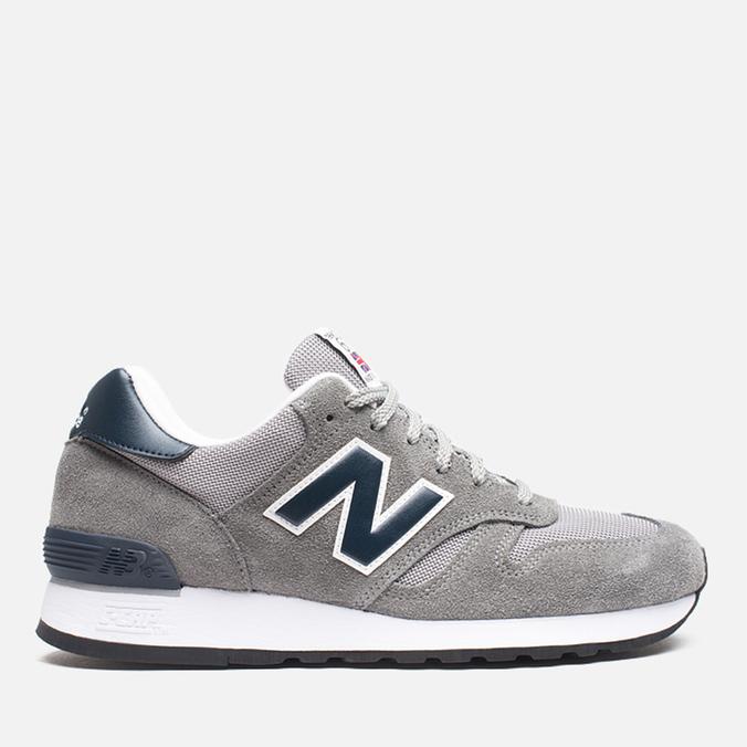 Мужские кроссовки New Balance M670SGN Grey