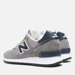 Мужские кроссовки New Balance M670SGN Grey фото- 2