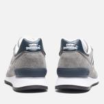 Мужские кроссовки New Balance M670SGN Grey фото- 3