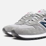Мужские кроссовки New Balance M670SGN Grey фото- 5