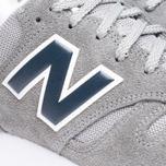Мужские кроссовки New Balance M670SGN Grey фото- 7