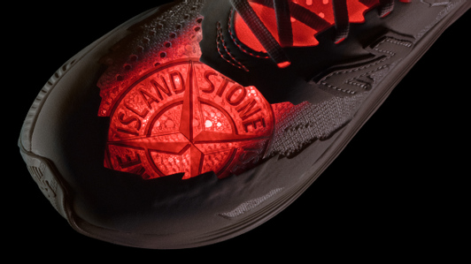 New Balance TDS x Stone Island RC Elite: синергия передовых технологий