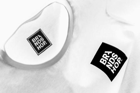 BRANDSHOP: первый дроп одежды