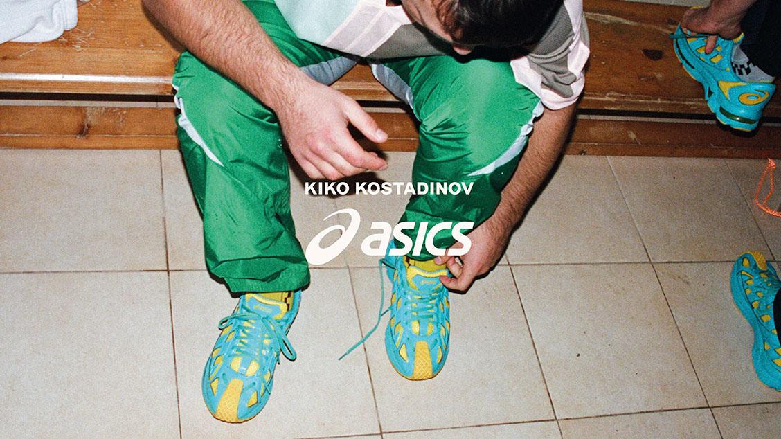 ASICS × Kiko Kostadinov GEL-Kiril: полностью новый