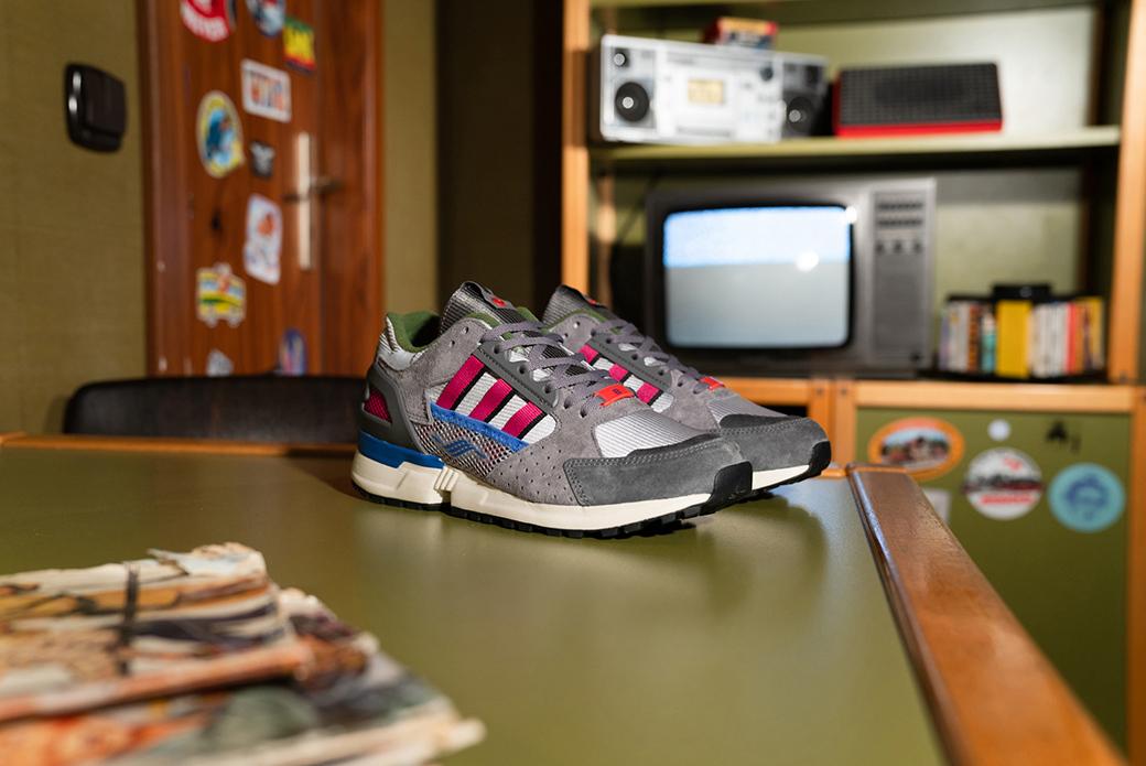 adidas Consortium × Overkill ZX 10.000 C: продолжение серии