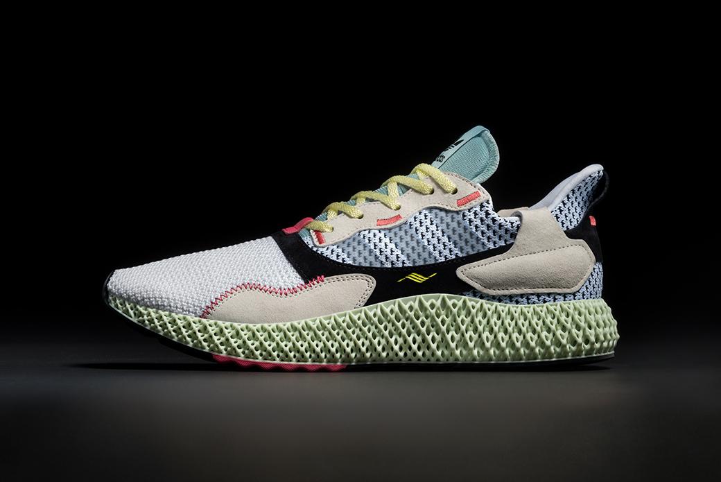 adidas Consortium ZX 4000 4D: следующий образец