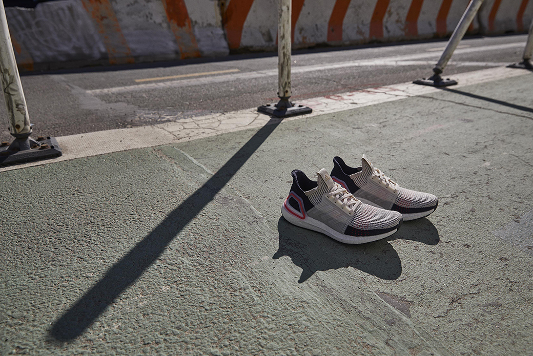 adidas Ultraboost 19: новый дизайн