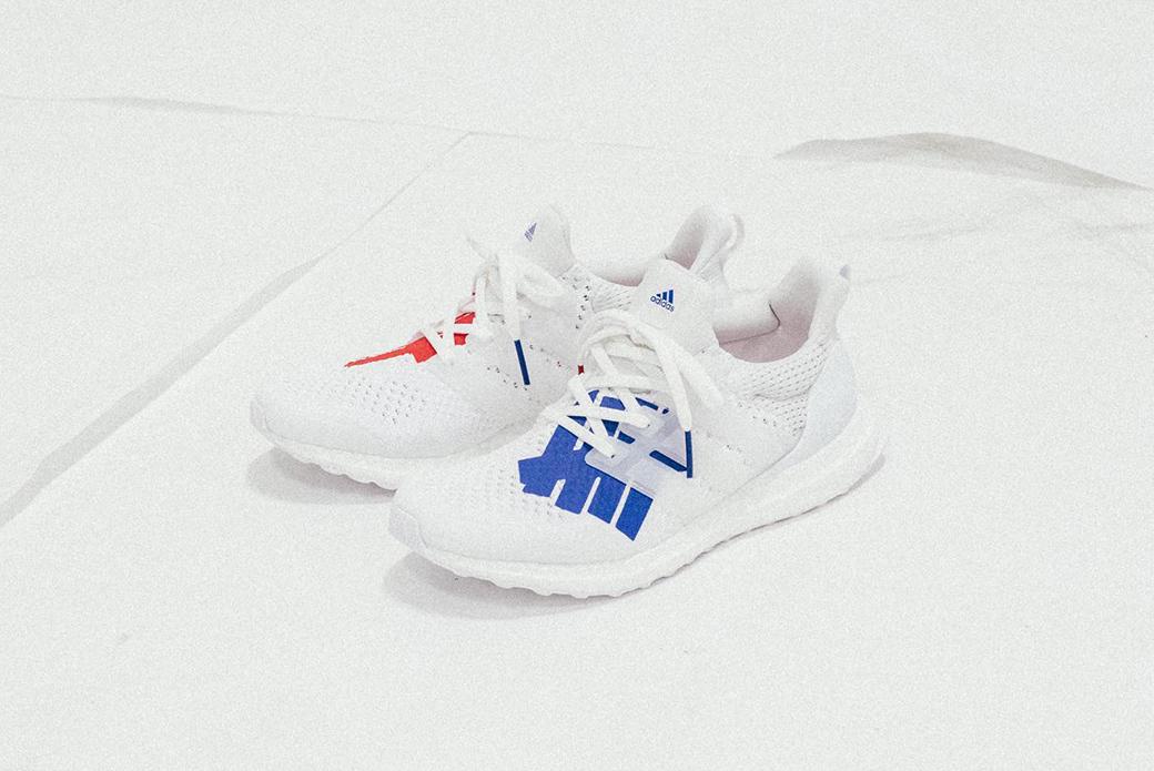 adidas × UNDEFEATED Ultraboost: палитра флага США