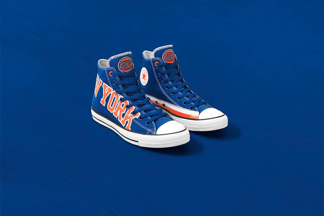 Converse × NBA: возвращение к корням