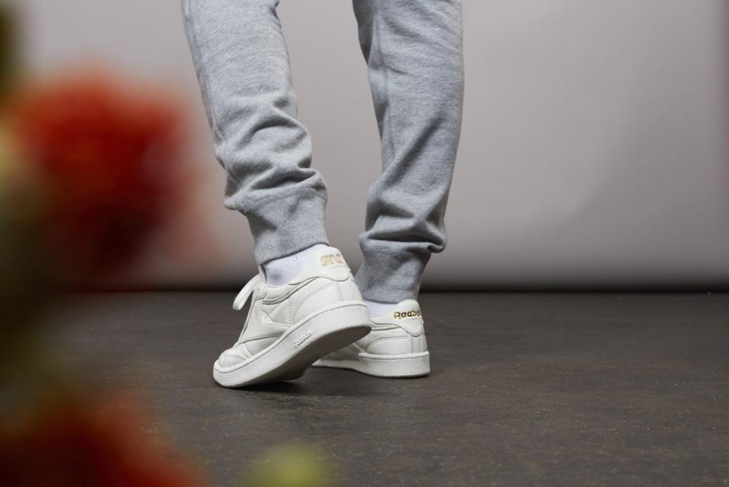 Reebok × Sneakersnstuff Club C 85: чистота исполнения