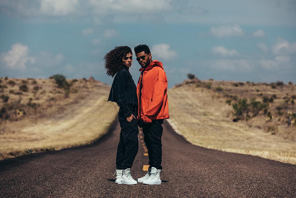 PUMA × The Weeknd XO: дебютный релиз