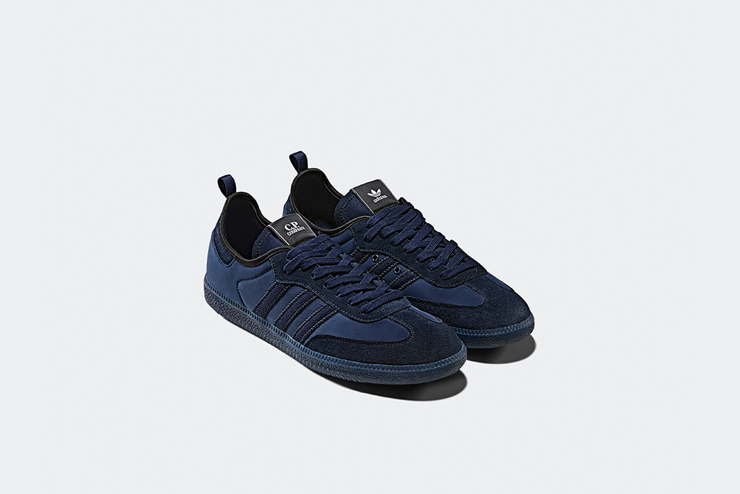 adidas Originals × C.P. Company: встреча титанов