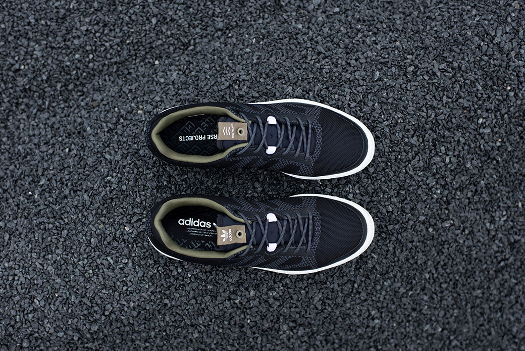 adidas Consortium × Norse Projects: слои слоёв