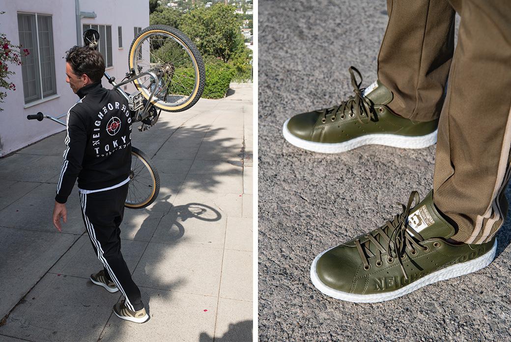 adidas Originals × NEIGHBORHOOD: идеалы контркультуры