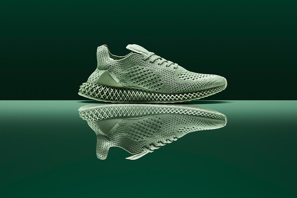 adidas × Daniel Arsham Future Runner 4D: взгляд в будущее