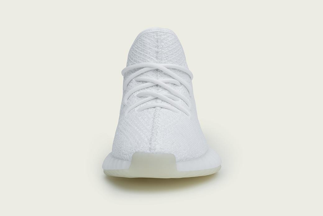 "adidas YEEZY BOOST 350 V2 ""TRIPLE WHITE"""