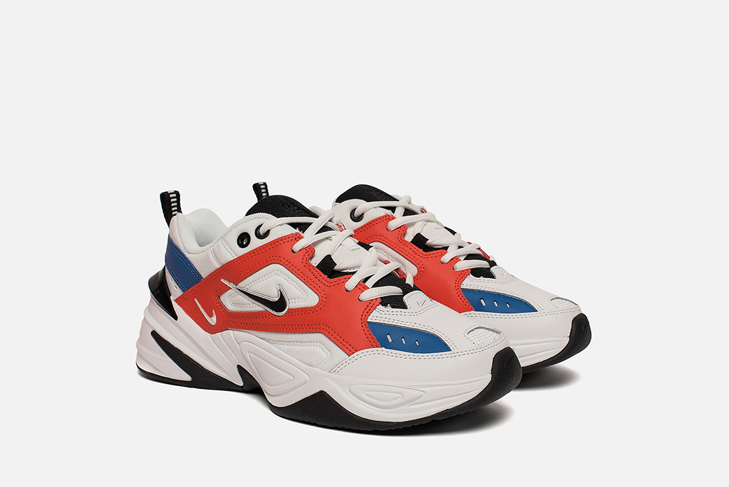 Nike M2K Tekno: женский квартет