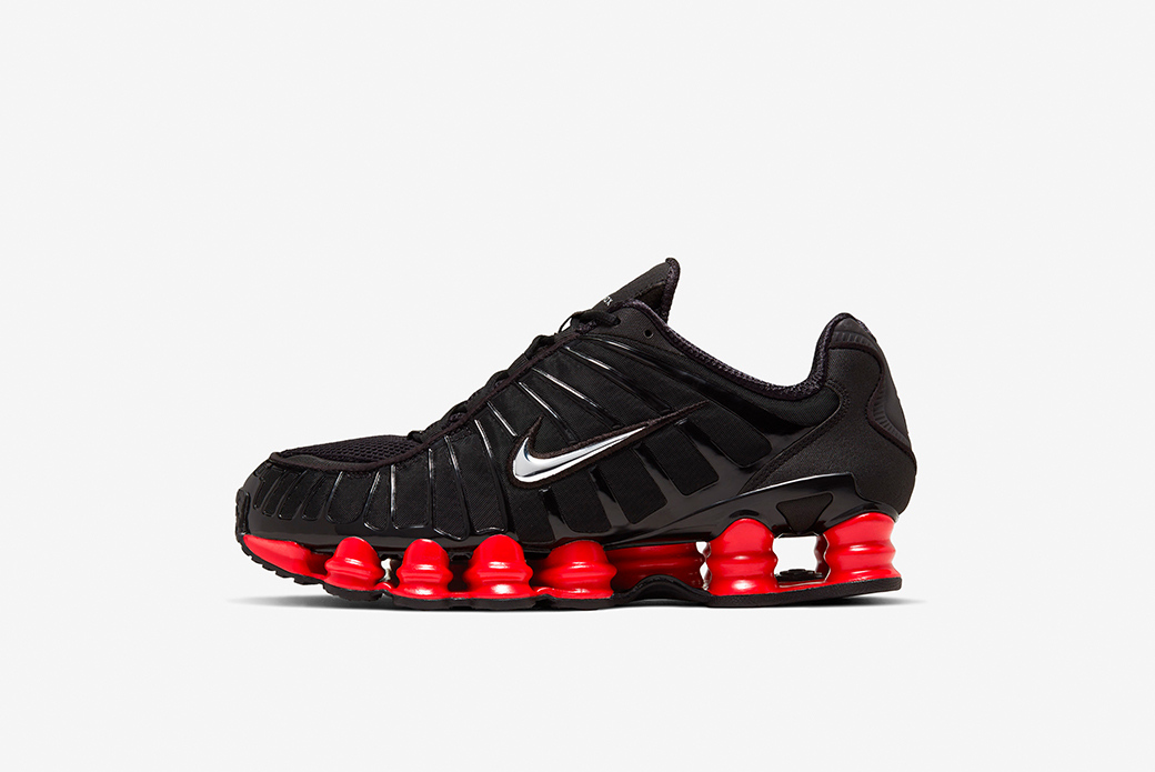 Nike × Skepta Shox TL: безграничное будущее